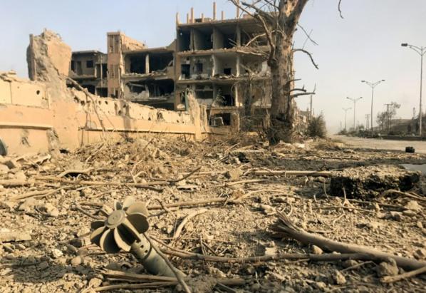 Syrie: les raids meurtriers de l'EI depuis le désert appelés à se répéter