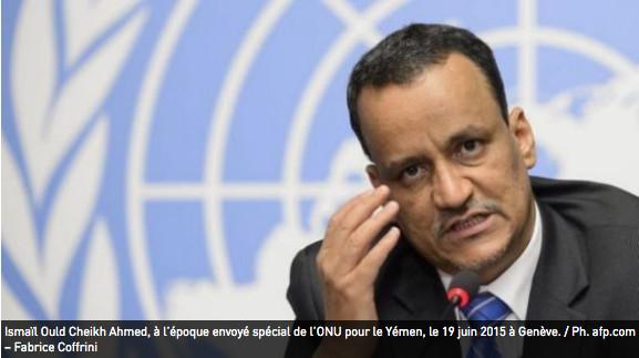 Les dessous de la nomination d'Ould Cheikh en tant que chef de la diplomatie