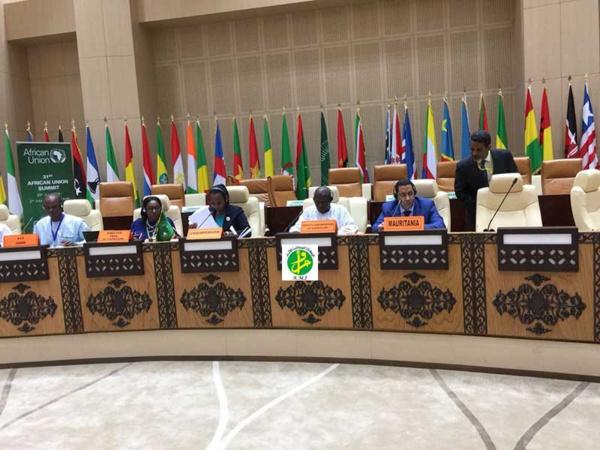 Réunion à Nouakchott du Comité des quinze ministres des Finances de l'Union Africaine