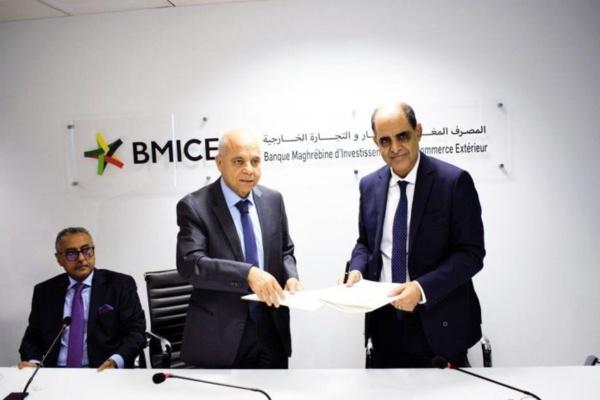 La BMICE finance NBM-Mauritanie