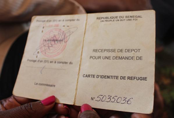 """Pour cet ancien porte-parole de la présidence """" les réfugiés mauritaniens souffrent toujours """""""