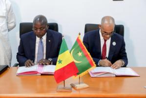 Pêche : Des accords-cadres signés entre le Sénégal et la Mauritanie