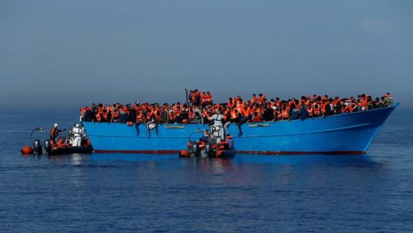 Migrants: Nouakchott ne veut pas entendre parler de «plateformes de débarquement»