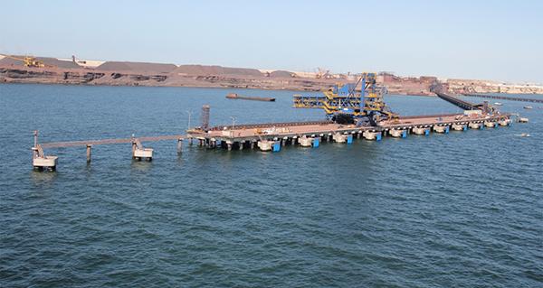 Mauritanie : La BEI et la BAD soutiennent le projet de dragage du port minéralier de la SNIM