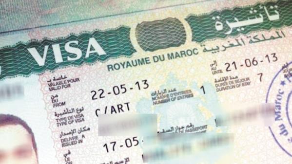 30.000 visas annuellement délivrés aux mauritaniens se rendant au Maroc