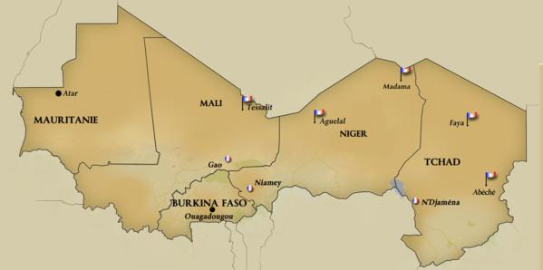 Le G5 Sahel traîne les rangers