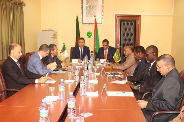 La commission technique de coopération douanière mauritano-algérienne se réunit à Nouakchott
