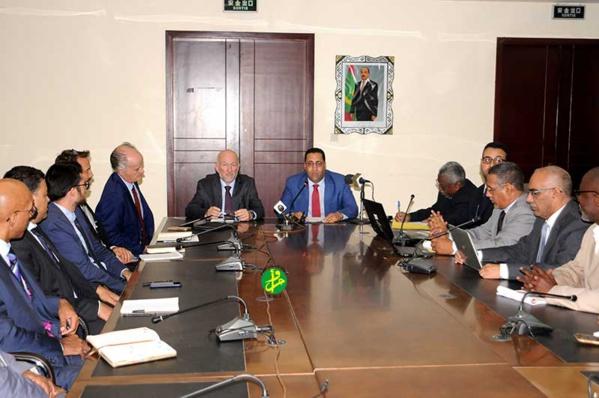 Tenue de la rencontre périodique entre la Mauritanie et les Partenaires Techniques et Financiers