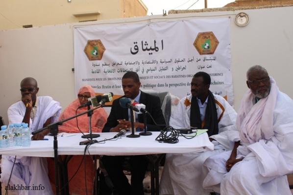 Mauritanie : Les descendants d'esclaves réclament des institutions représentatives équilibrées
