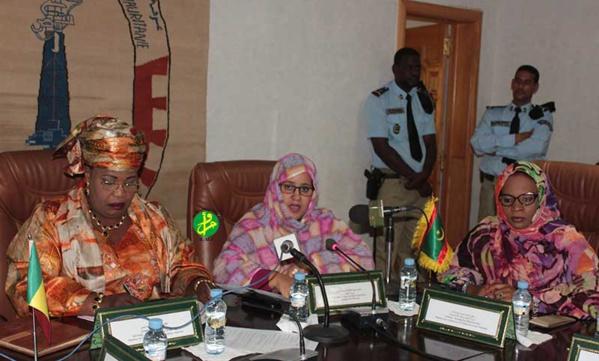 La ministre de l'élevage tient une séance de travail avec son homologue sénégalaise sur l'organisation et la gestion de l'opération tabaski
