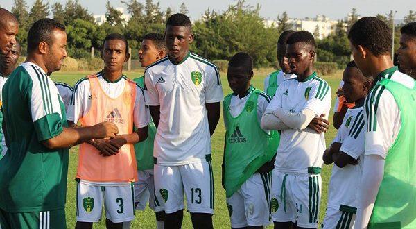 La Mauritanie dans le groupe 3 des éliminatoires du championnat d'Afrique juniors