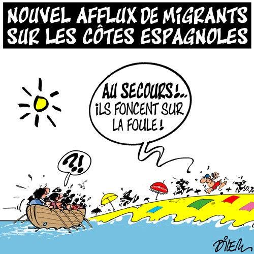 L'Espagne salue les efforts de la Mauritanie en matière de sécurité