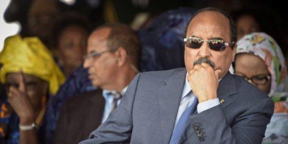 Le président Aziz regagne Nouakchott en provenance de Nouadhibou