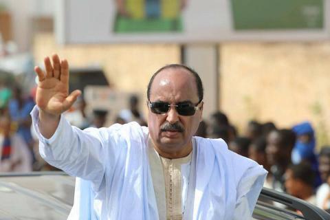 Le Président Aziz se rendra à l'intérieur du pays