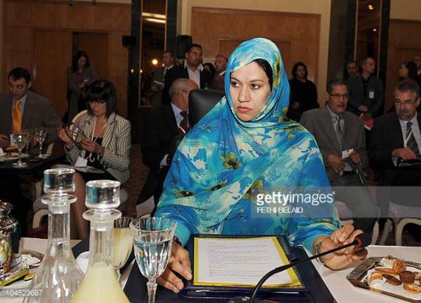 Communiqué : La Ministre Naha Mint Hamdi Ould Mouknass ne détient aucune terre au Sud du pays