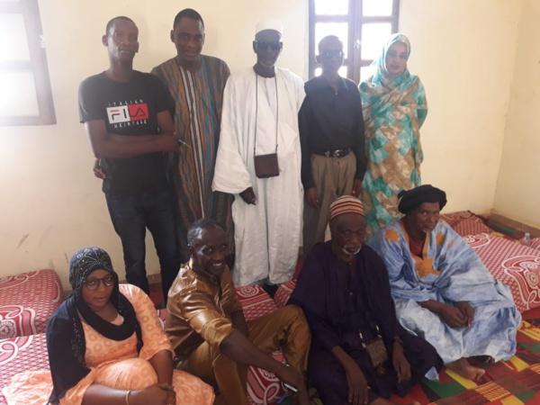 Election du Bureau des Artistes : La coordination de Kaédi soutient O. B. Jidou