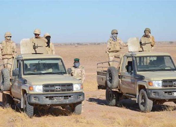 Bilan de l'attaque menée contre une patrouille … Officiel