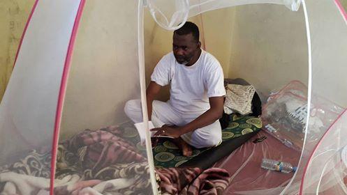 Lettre de Biram Dah Abeid depuis sa cellule