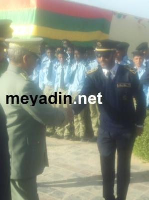 Nomination du chef du bureau de police responsable du poste frontière entre l'Algérie et la Mauritanie