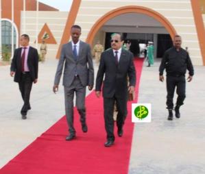 Le Président de la République se rend à Néma dans le cadre d'une visite d'information