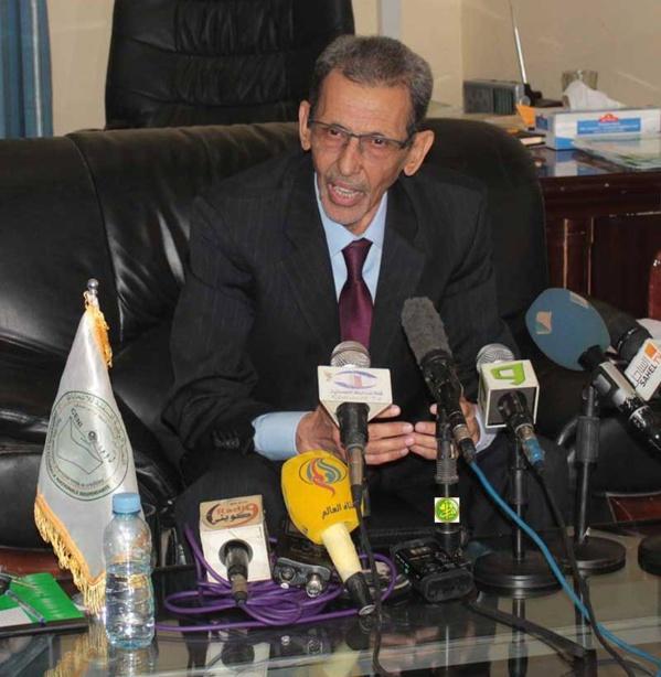 Le président de la CENI appelle à la conjugaison des efforts pour le succès de l'opération électorale