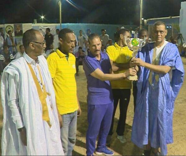 Nouakchott ouest arrache la coupe nationale de pétanque