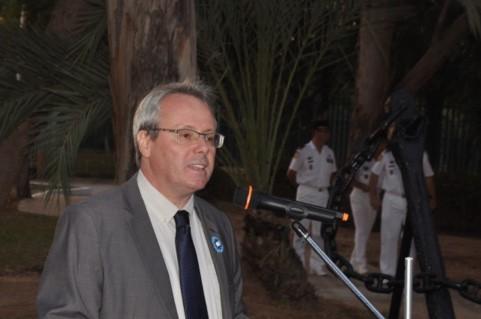 L'ambassadeur de France quittera le pays à la fin de l'année