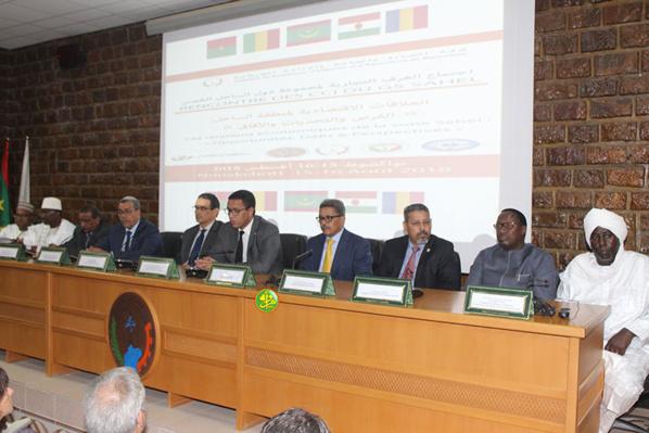 Rencontre des chambres du commerce et d'industrie du G-5 Sahel