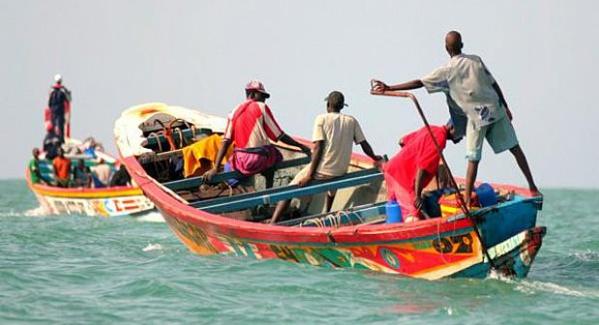 Collision en mer près de Nouadhibou : 9 morts et six rescapés