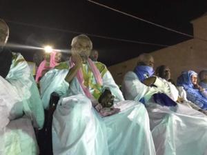 Messaoud réitère son refus d'un 3e mandat
