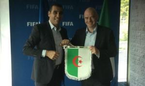 L'Algérie sanctionnée par la FIFA à cause de la Mauritanie
