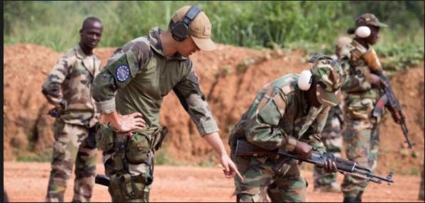 La Russie va former des soldats centrafricains dans ses écoles militaires