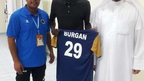 Un junior mauritanien dans le championnat koweïtien