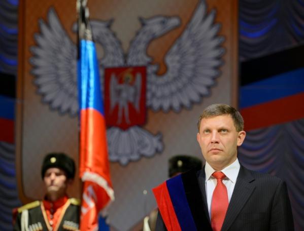 Ukraine : le principal dirigeant séparatiste tué dans un attentat