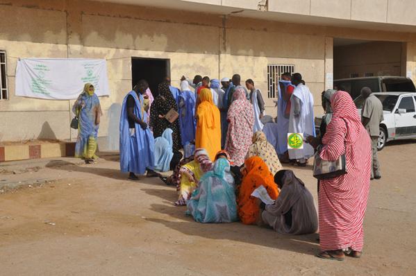 Les mauritaniens se rendent aux urnes au premier tour des élections parlementaires municipales et régionales
