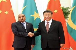 Xi Jinping soutient la courageuse lutte antiterroriste menée par  Aziz