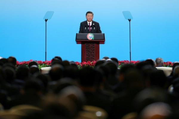 La Chine promet 60 mds de dollars au développement de l'Afrique