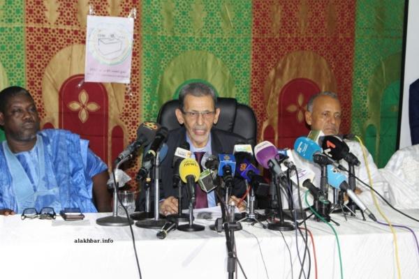 Proclamation des résultats provisoires des élections