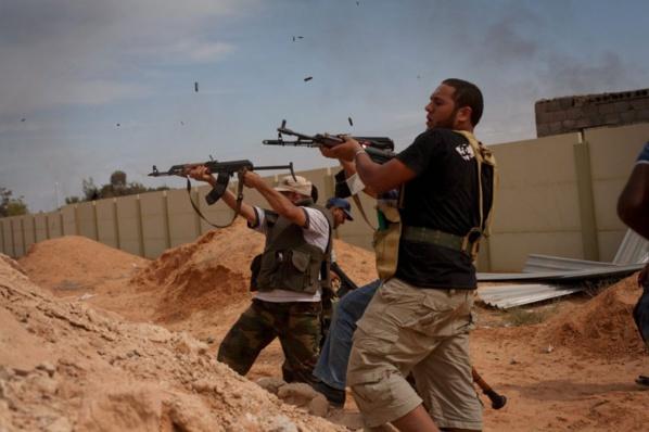 Libye: attaque contre le siège de la compagnie nationale de pétrole à Tripoli (sécurité)