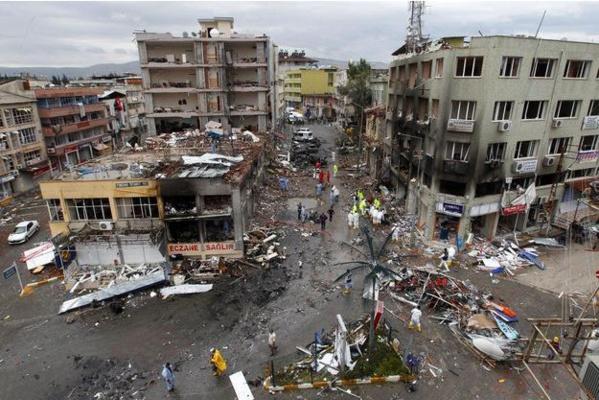 La Turquie capture en Syrie un suspect dans un attentat en 2013 (agence étatique)