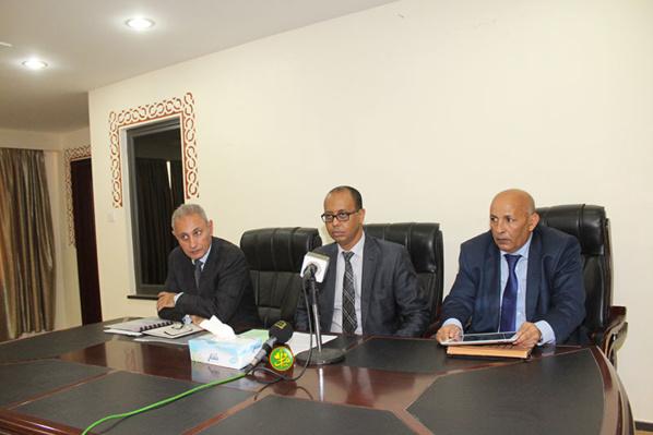 Le secrétaire général de l'Union pour la Méditerranée s'entretient avec les membres du corps diplomatiques des pays membres de l'Union