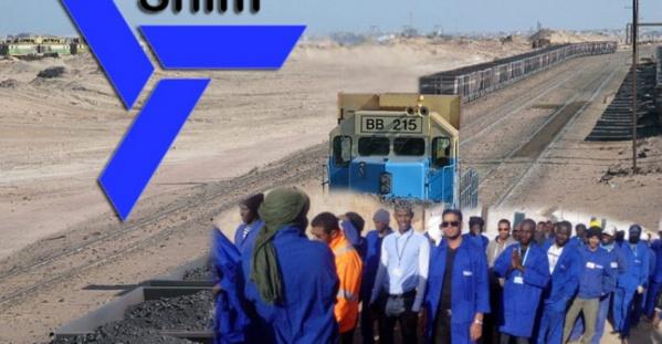 La SNIM mute le rebelle de l'APP à Nouadhibou