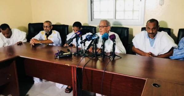 La coalition de l'opposition : « lors des élections nous avions l'état comme adversaire »