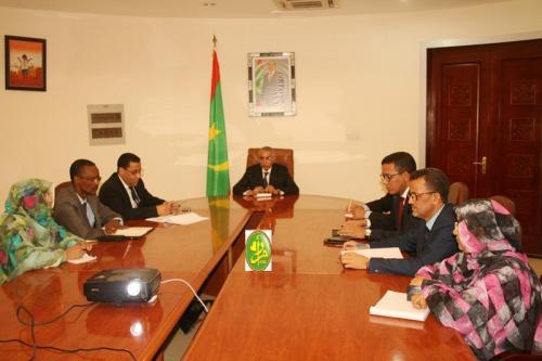 Le Premier ministre préside une réunion de la comité interministériel chargé du partenariat entre les secteurs public et privé