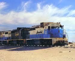 Suspension de la circulation des trains minéraliers jusqu'à nouvel ordre