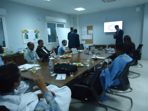 Anticiper sur la Mauritanie Post-gaz 2021