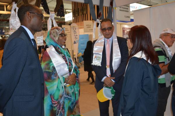 La Mauritanie présente à la foire internationale du marketing touristique à Paris