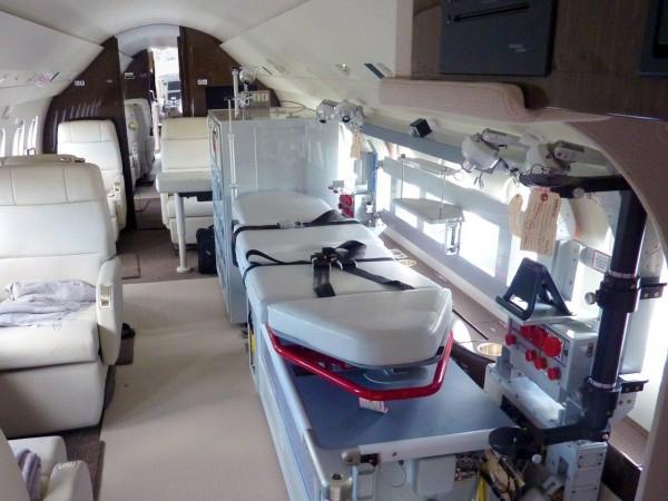 Le député de Zouerate évacué à Paris à bord d'un avion médicalisé