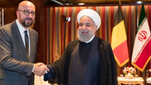 Pompeo appelle les Arabes à l'unité face à l'Iran, sans résoudre la crise Ryad-Doha
