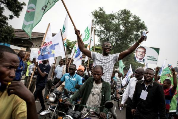 RDC: l'opposition mobilise des milliers de personnes à Kinshasa